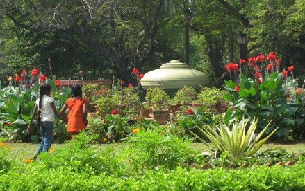 Bharati Park or Government Park